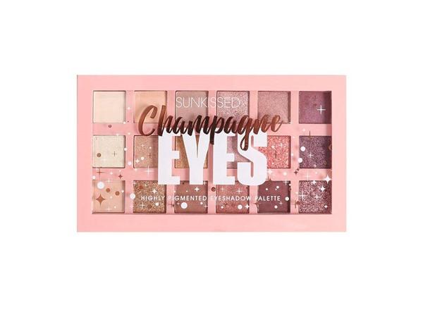 SUNKISSED Champange Eyes Palette