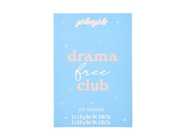 girls4girls Kids Drama Free Club Eyeshadow Palette