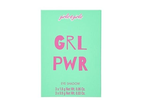 girls4girls Kids Grl Pwr Eye Shadow Palette