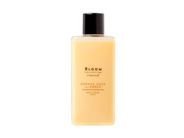 Bloom Bath Soak - Orange Rose Amber