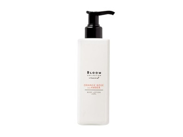 Bloom Orange Rose And Amber Body Lotion