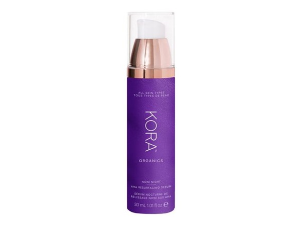 Kora Organics Noni Night Aha Resurfacing Serum