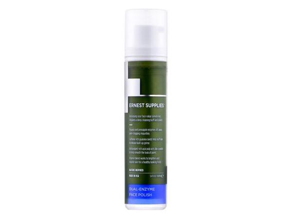 Ernest Supplies Dual-Enzyme Face Polish