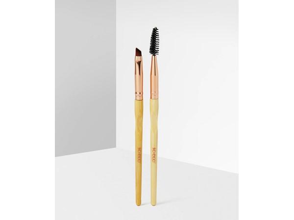 So Eco Eco Duo Brow Brush