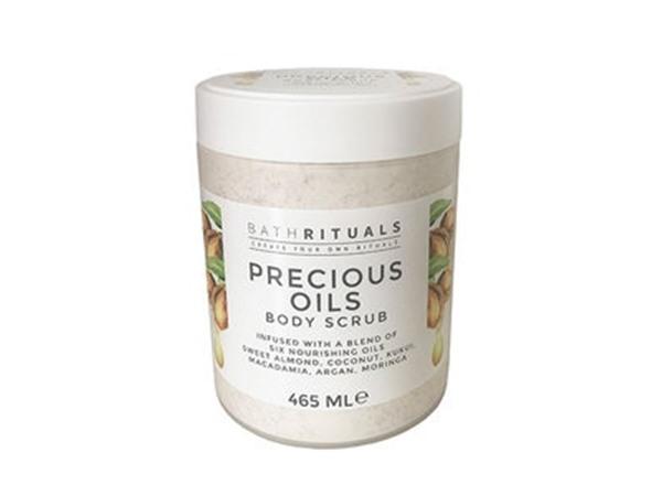 Bath Rituals Precious Oils Body Scrub