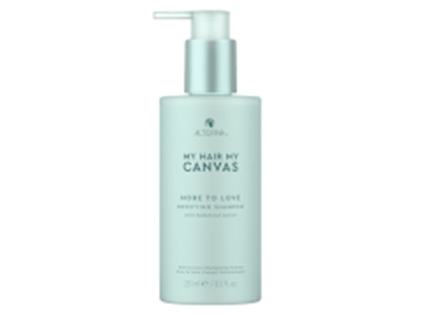 My Hair. My Canvas. More To Love Bodifying Shampoo