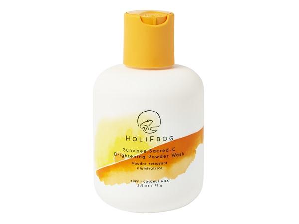 HoliFrog Sunapee Sacredc Brightening Powder Wash