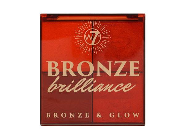 Bronze Brilliance Bronze & Glow Palette Bronzer