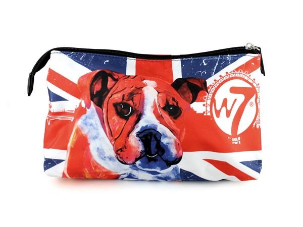 Bulldog Cosmetics Bag