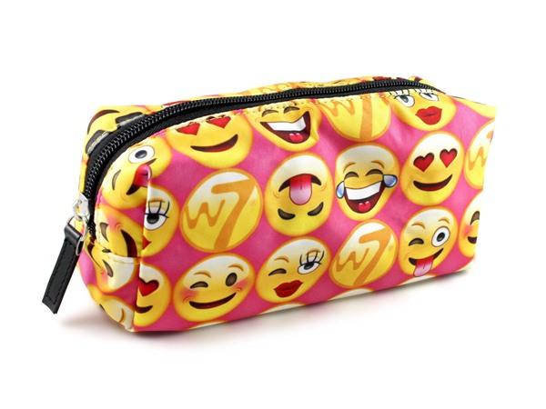 Emoji Small Cosmetics Bag