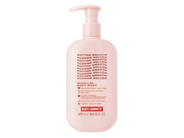 Beauty Laundrette Cotton Smooth Body Wash