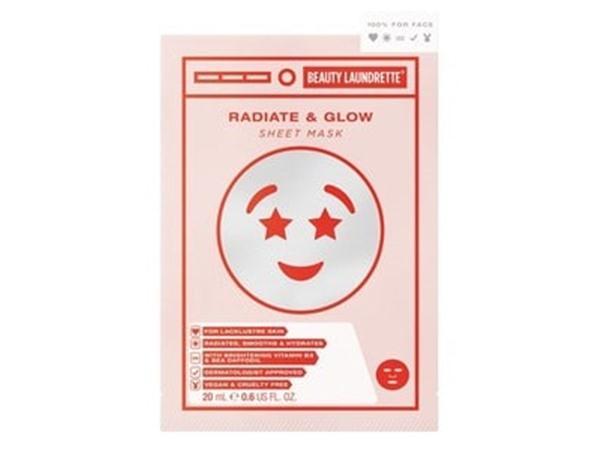 Beauty Laundrette Radiate Glow Face Mask