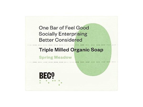 Organic Soap Bar -  Geranium Orange Lavender & Ylang Ylang-No Colour