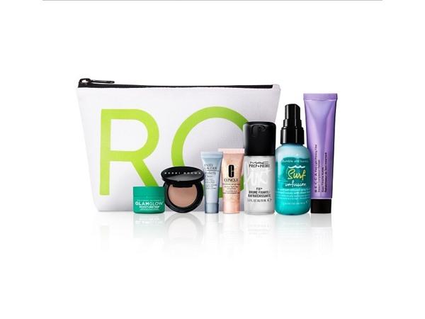 Roxy X Elc Surf Beauty Box