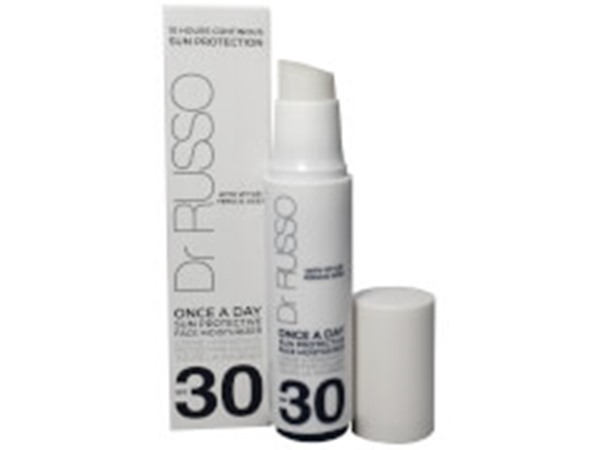 Dr. Russo Once A Day Spf30 Sun Protective Day Moisturiser