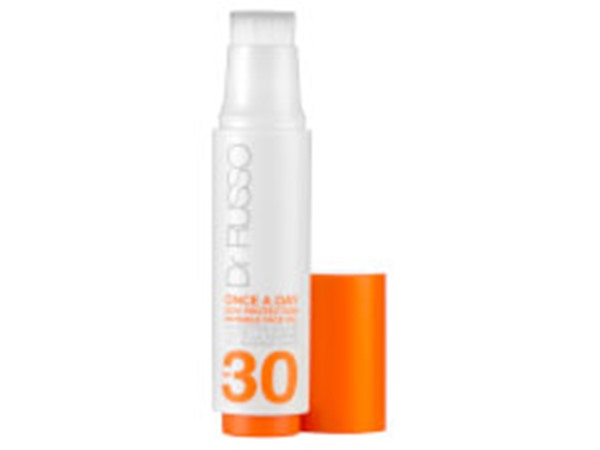 Dr. Russo Once A Day Spf30 Sun Protective Face Gel Tan Accelerator With Parfum