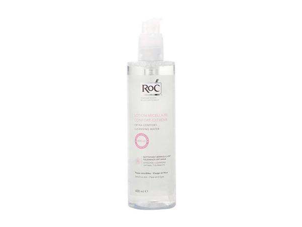 Roc Extra Comfort Cleansing Water Face & Eyes