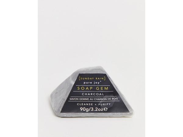 Gem Soap Charcoal-No Colour