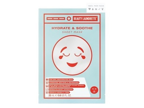 Beauty Laundrette Hydrate Sooth Face Mask