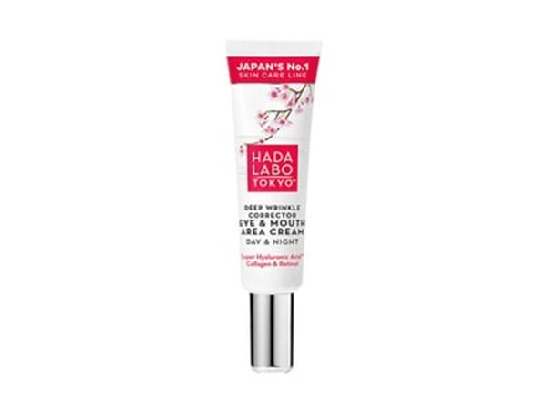 Hada Labo Tokyo Wrinkle Corrector Eye And Mouth Cream