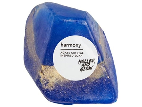 Holler & Glow Crystal Soap