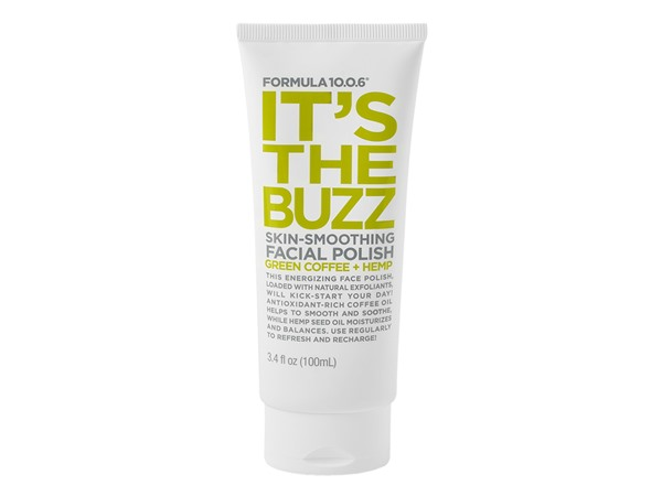 Formula 10.0.6 It's The Buzz – Skins moothing Facial Polish