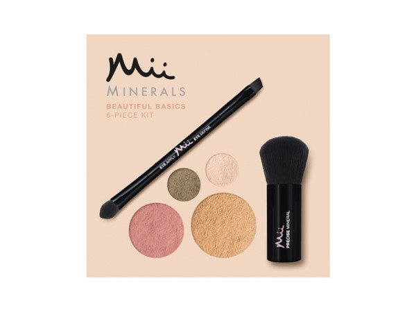 Mii Cosmetica Mineral Beautiful Basics