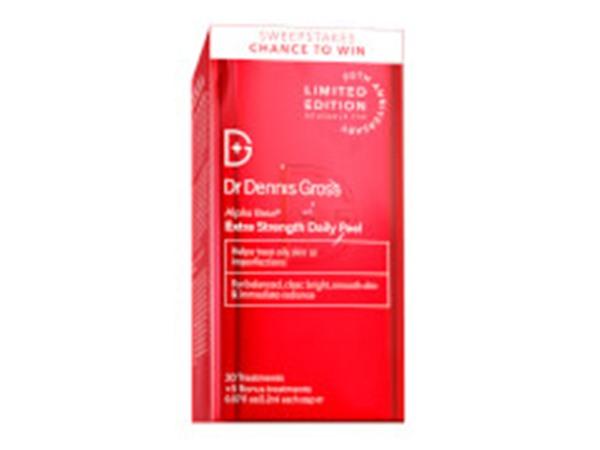 Dr Dennis Gross Skincare 20Th Anniversary Alpha Beta Extra Strength Daily Peel