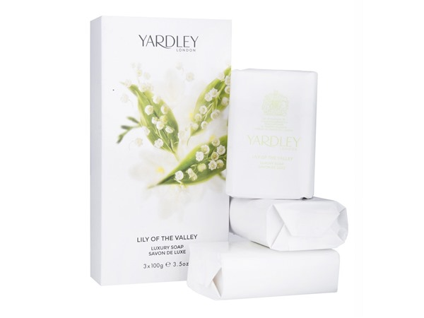 Yardley Lily Of The Valley Soaps