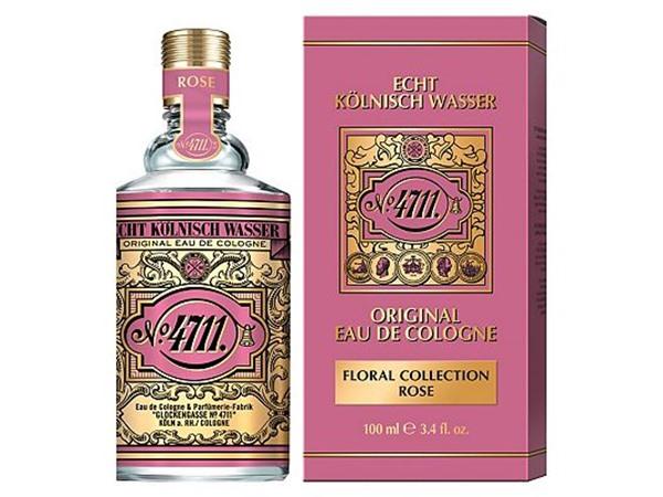 4711 Floral Collection Rose Eau De Cologne