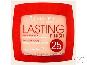 Rimmel Lasting Finish Powder
