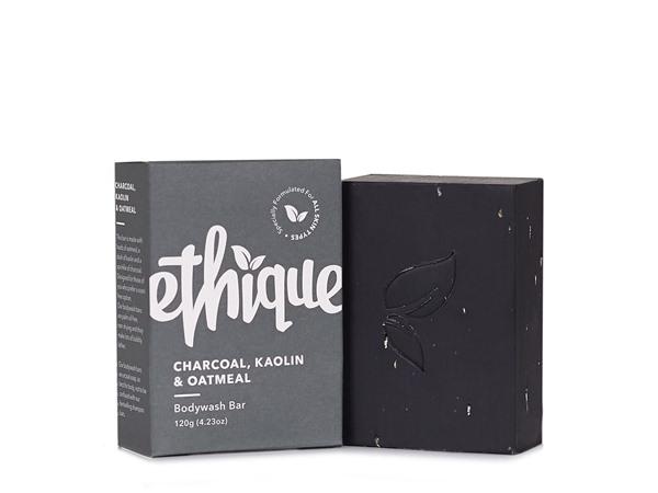 Ethique Charcoal, Kaolin & Oatmeal Bodywash