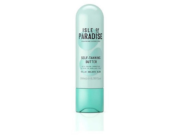 Isle Of Paradise Exclusive Self-Tanning Butter