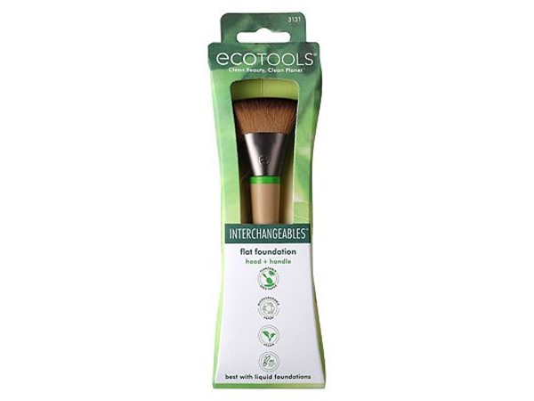 Eco Tools Flat Foundation (Removable Head)