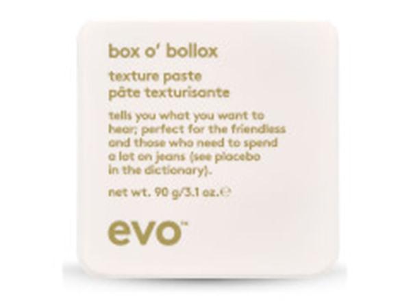 Evo Box O'Bollox Texture Paste