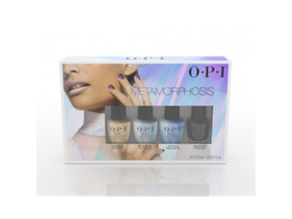 O.P.I Cosmic'18 Mini 4-Pack