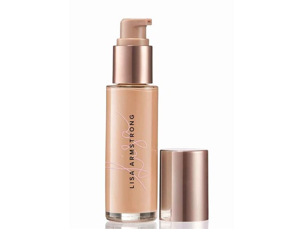 Avon Lisa Armstrong Skinvisible Foundation