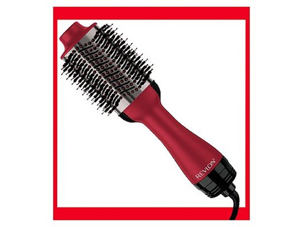 Salon One-Step Hair Dryer And Volumiser Titanium