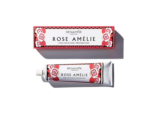 Benamor Rose Amélie Milky Body Cream