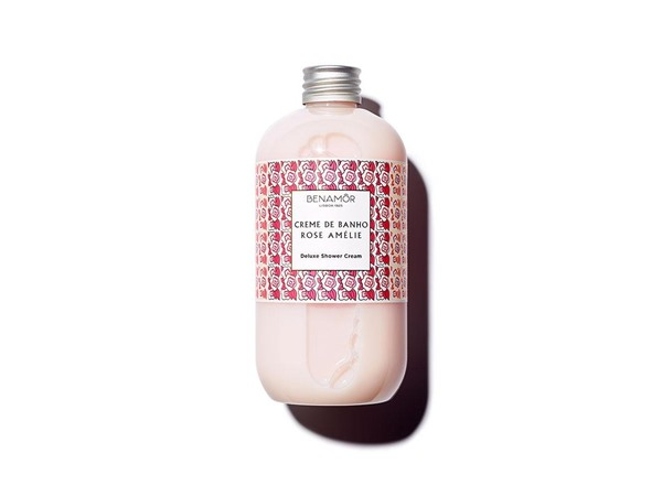 Benamor Rose Amélie Shower Gel
