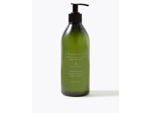 Apothecary Tranquil Body Wash
