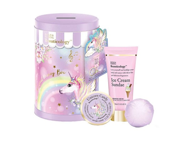 Baylis & Harding Beauticology Unicorn Money Box