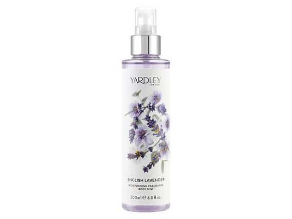Yardley English Lavender Fragrance Mist
