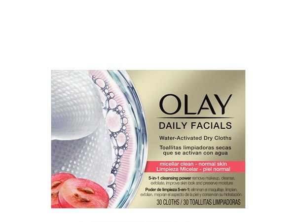 Olay Daily Facials For Normal Skin