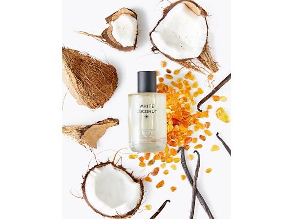 Discover White Coconut Eau De Toilette