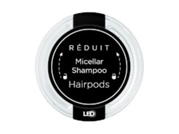 RÉDUIT Hairpods Micellar Shampoo Led