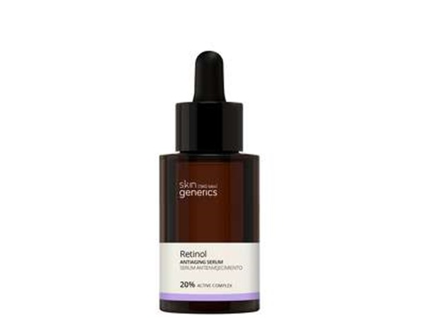 Skin Generics Anti-Aging Serum Retinol 20% Active Complex