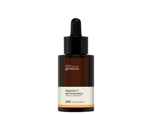 Skin Generics Brightening Serum Vitamin C 20% Active Complex