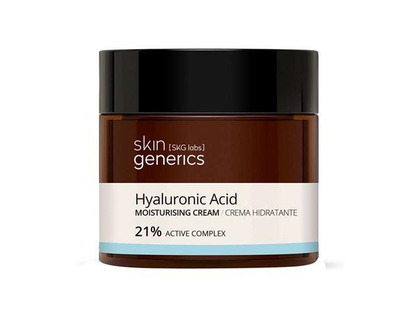 Skin Generics Moisturising Cream 21% - Hyaluronic Acid
