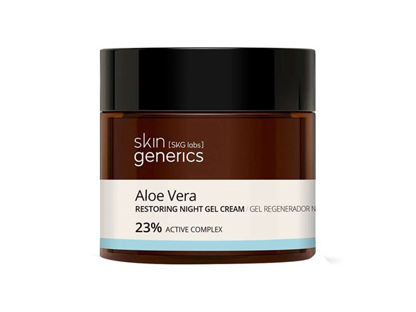 Skin Generics Restoring Sleep Gel 23% - Aloe Vera